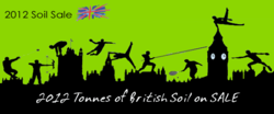 2012 tonnes of british topsoil up for grabs