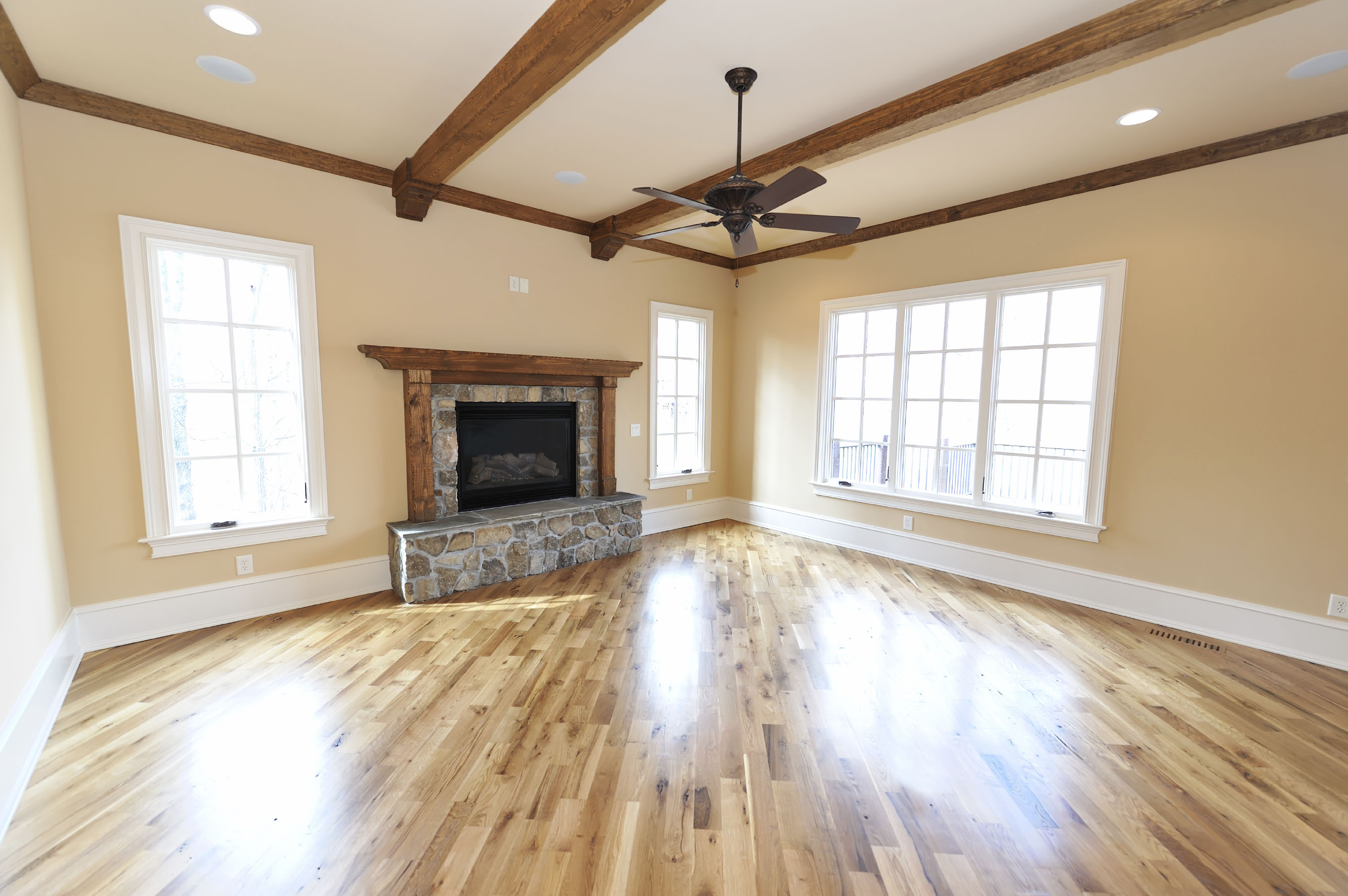 Hickory Hardwood Flooring Rivals Red Oak For Popularity