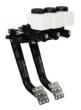 Wilwood Disc Brakes Announces New Adjustable Reverse and Forward Mount Pedals with Triple Master Cylinder Assemblies