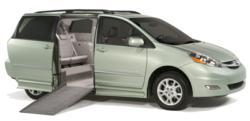 Toyota-handicap-van