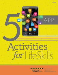 50 App Activities for Life Skills from Learning ZoneXpress