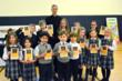 Everest students during Catholic Schools Week 2012