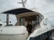 Tiara 5800 Sovran with SureShade sunshade