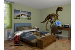 Dinosuar Themed Bedroom