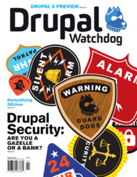 Drupal Watchdog August 2012, Drupal Security