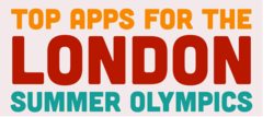 Apps to track and follow the London Olympic Games
