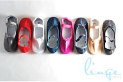 Ballet shoes, ballet flats