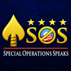 Special Operations Speaks Logo