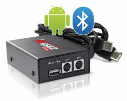 Android Smartphone, USB, Bluetooth integration to factory car stereo