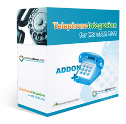 TelephoneIntegration for Microsoft Dynamics 2011