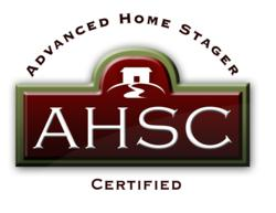 The Academy of Home Staging Designation Logo
