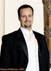 Austin cosmetic dentistry expert, Robert D'Alfonso of the Lakeway Center for Cosmetic and Family Dentistry