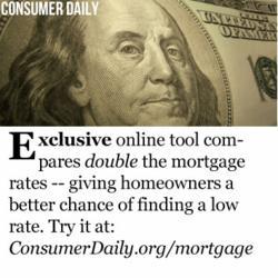 Compare mortgage rates