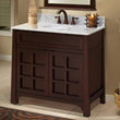 "Sagehill Designs Pd3621d 36"" Wood Vanity Cabinet From The Parkdale Collection"