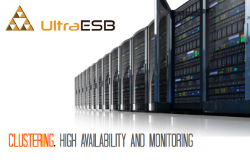 UltraESB - Clustering, High Availability and Monitoring