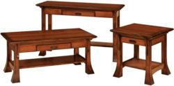 Amish Breckenridge Occasional Table Collection