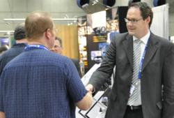 SPIE Optics and Photonics exhibition