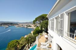 Luxury villa on the Cap d'Nice
