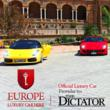 Europe Luxury Car Hire provides luxury cars for 'The Dictator'