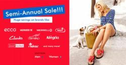 Walking On A Cloud's Semi-Annual Sale
