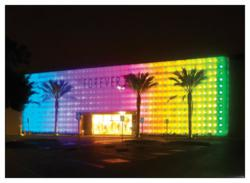 LightWild LED Facade Lighting Application