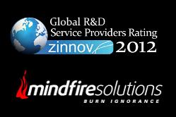 Mindfire tops Zinnov ISV Breakout Zone 2012