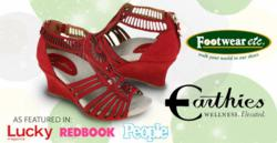 Earthies Carmona and other popular Earthies Footwear styles at Footwear etc.