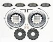 Wilwood Disc Brakes Introduces New Front and Rear ProMatrix OE Upgrade Pad/Rotor Kits for the Ford Mustang GT
