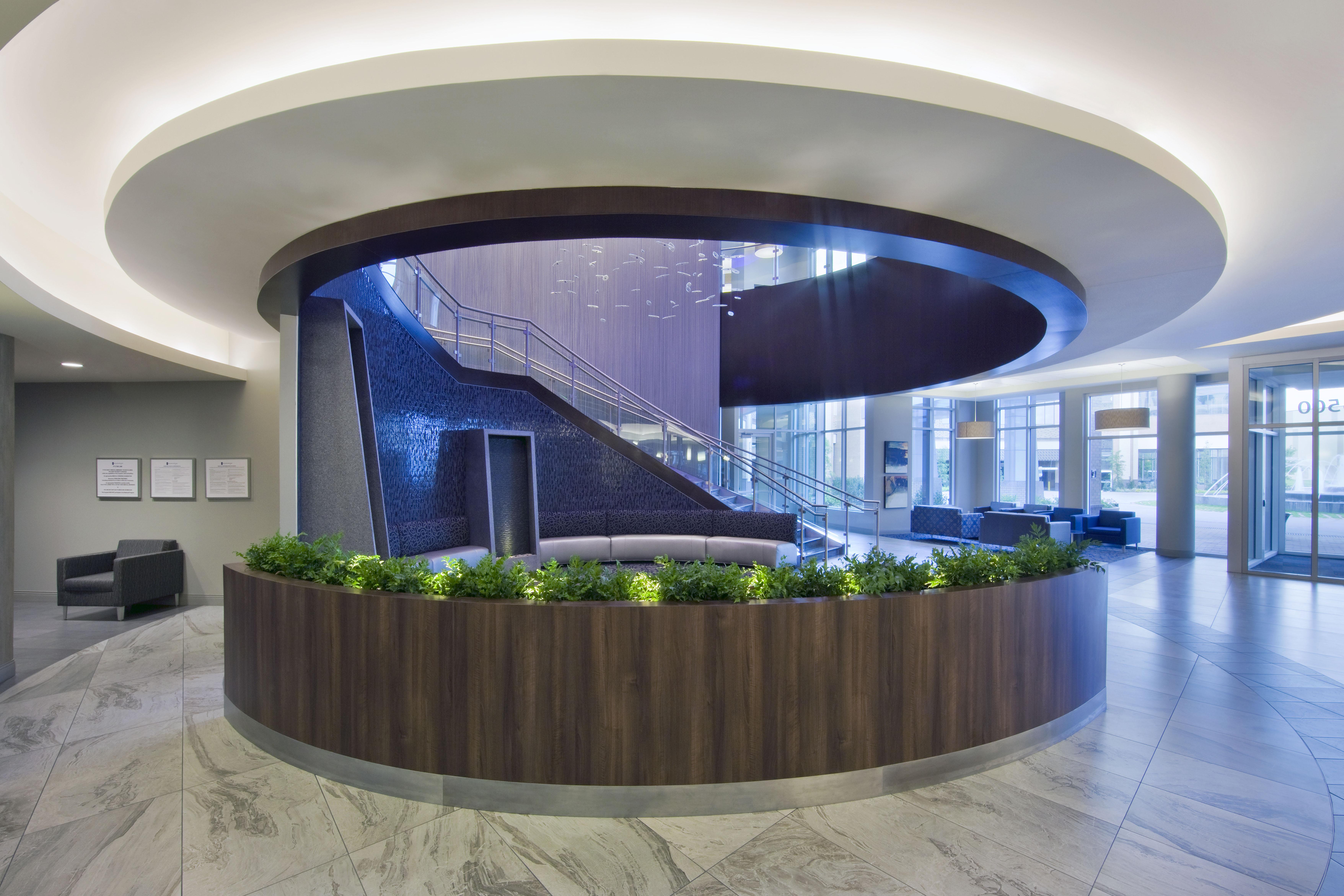 Boka Powell Designed Forest Park Medical Center At Frisco