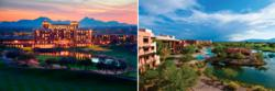 The Westin Kierland Resort & Spa and The Sheraton Wild Horse Pass Resort & Spa