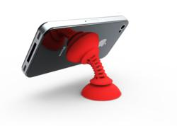 Striker Simple Sucker Flexible Smartphone Mount