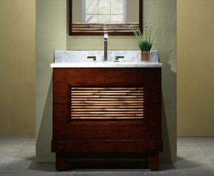 A Selection Of Asian Bathroom Vanities For A Relaxing