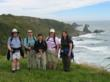 Hiking Cape Foulwind New Zealand