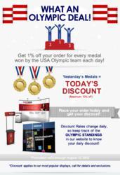 exhibitDEAL Olympic Promo