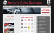 Import Auto Service in San Diego Launches their Revamped Website