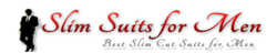 Slim suits for men, but the best suits for men here