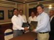 WASITRAC 2nd trade mission to India: Sister Port signing in 2011