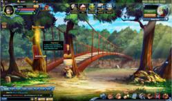 Pockie Ninja II Original Screenshot
