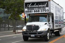 Acclaimed Long Distance Movers