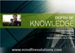 Depth of Knowledge at Mindfire