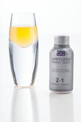 Limitless Smart Shot - the world's most advanced energy shot