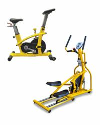 Fitnex Kids Exercise Bike and Elliptical