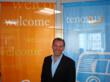 Stephen Lloyd-Morgan at Tenovus HQ Cardiff