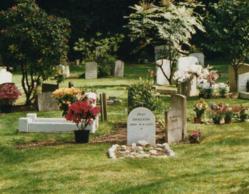 Pet Cemetery attached to a Pet Crematorium