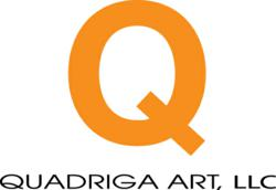 Quadriga Art Logo