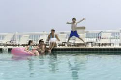 Daytona Beach Resort, Daytona Pool, Daytona Family Vacation