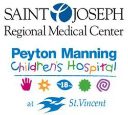 Saint Joseph Regional Medical Center and Peyton Manning Children's Hospital at St. Vincent