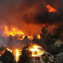 Wildfire Home Protection