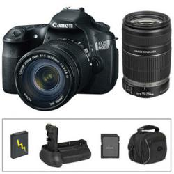 Photography News: Great Deals on Canon 60D and Canon T3i Camera Kits
