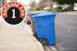 RecycleReminders.com Introduces New Garbage Can ID Signs
